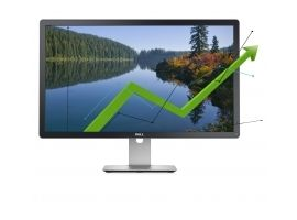 "Dell UP3216Q 31.5"" 3840x2160 8ms IPS Tilt Swivel VESA 3Y door to door"