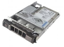 Dell 600GB 15K RPM SAS 12Gbps 512n 2.5 w 3.5 Hot-plug - 14gen (tylko rack)