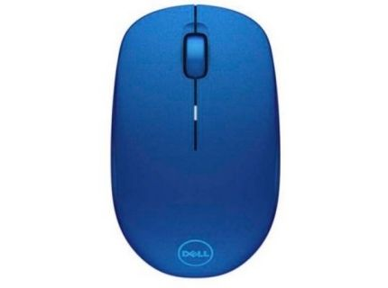 Dell WM126 Wireless Optical Mouse niebieska