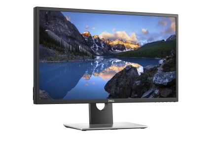 "Dell UP2718Q 27"" 3840x2160 IPS 6ms Tilt Pivot Swivel 3Y Premium Panel"
