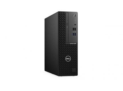 Dell Optiplex 3080 SFF i3-10100 4GB 128SSD UHD 630 DVD-RW W10PRO 3YNBD