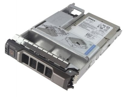 "Dell 600GB 10K RPM SAS 2.5"" w 3.5"" HYB CARRIER"